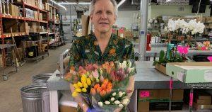 Cut Flower product April 29, 2020